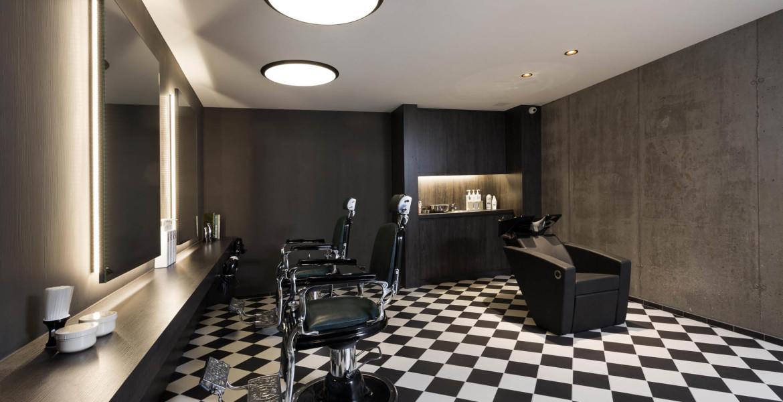 Intercoiffure ren pac interiorspac interiors - Binnenkleuren met witte muur ...