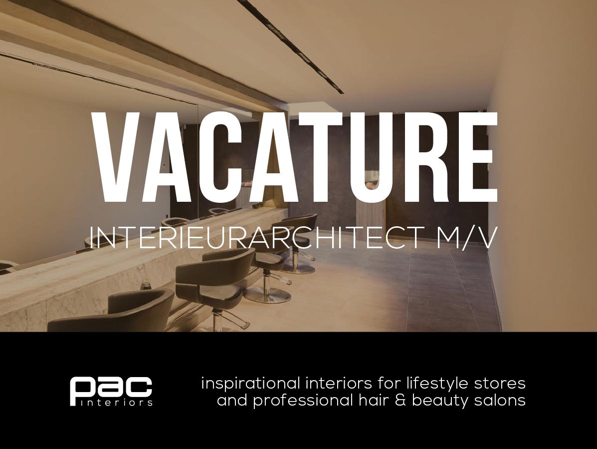 VACATURE - PAC InteriorsPAC Interiors