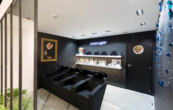 agencements d instituts de beaut pac interiorspac interiors. Black Bedroom Furniture Sets. Home Design Ideas